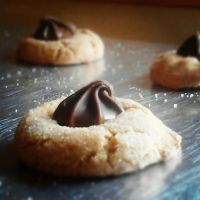 Peanut Butter star cookies 2 by willow296