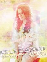 KELLY CLARKSON by xhineemharie