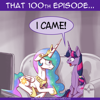 100 episodes by DeusExEquus