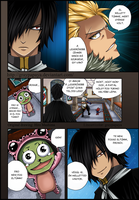 Fairy Tail ch: 281 by graypapaya