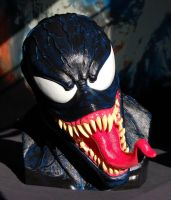 Venom Bust Paint 3 by MalottPro