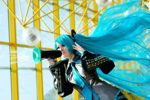 VOCALOID: Sweet Miku by SaikoXIX