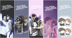 [Bookmark] EXO's Couple by linhchinie
