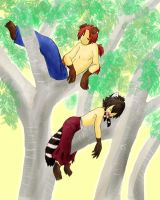 CONTEST ENTRY-Hanging_Out by anotherclichejrocker