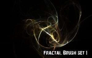 Fractal brushes by alivepixel