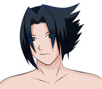 Sasuke Uchiha - B-Day 2 by Shay-Sama