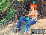 Nami Punk Hazard - One Piece cosplay by onlycyn