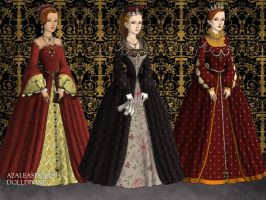 Her Royal Highness, Queen Elizabeth I by WhisperingWindxx