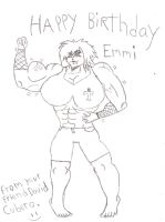 Happy Birthday Emmi by 680000