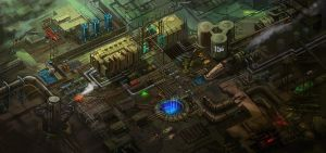 Factory zone by Trufanov