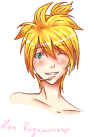 Kagamine Len by 3Peoples