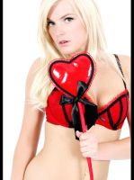 heart on a stick by XDmodels