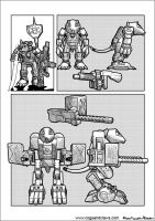 CnC WebComic 025 by BrianClankBennett