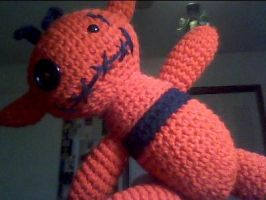 Engendro - Tuli the Amigurumi by Lady-Nocturna