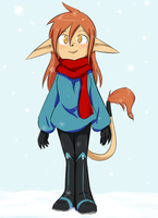 Winter Outfit - Nancy by Shazams
