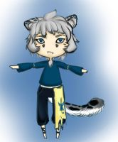 Snow Leopard Adopt -Re-do- by Kaiza-n-Moose-Adopts
