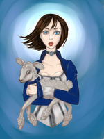 The Lamb of Columbia by Amaryia