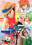 One Piece-It's a peaceful day by Sapphire1010