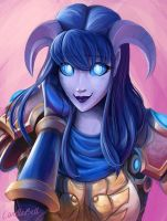 Pally by CandleBell