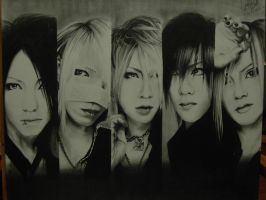 The GazettE by AzureZefer