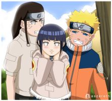 Naruto- Hinata's First Date by aszereth