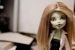 Monster High Repaint by GothicWaters