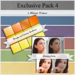 Exclusive Pack 4 by cazcastalla