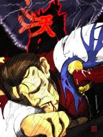 The Demon and the Dictator by Shadaloo1989