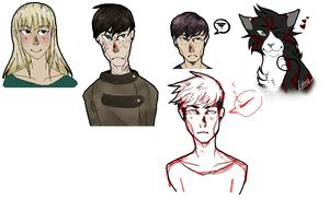 Iscribble Junk 1 by Kimi-Celine