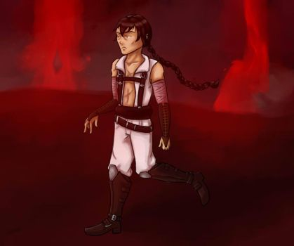 RWBY- Tyrian by moonshadow122
