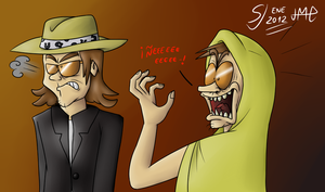 Dross y el troll by Joak1994