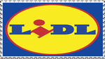Lidl stamp by Nei-Ning