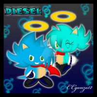 Diesel Chao M_F by CCgonzo12
