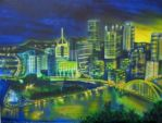 Pittsburgh by Theidians