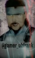 David Hayter portrait Dedicated to @gamer_uhfrank by BUMCHEEKS2