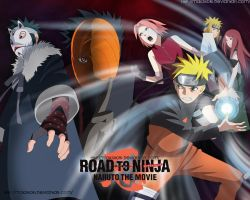 Road to Ninja by Epistafy