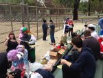 L.A. Touhou Meetup 2014-Touhous having snacks by jay421501