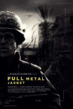 Full Metal Jacket fan poster by crqsf