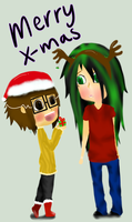 MSFS- ALL I WANT FOR CHRISTMAS by Cris-Gee