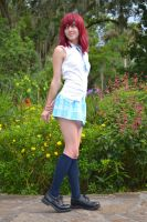 Kairi Cosplay by leppa-berry