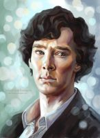 My Sherlock by ladunya