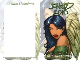 2010 Sketchbook Cover by rantz