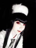 Girlycard (cosplay tets) by VictorEdenfield