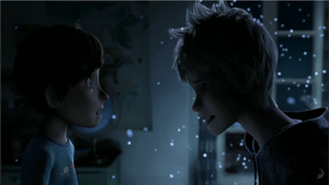 Jack Frost and Jamie Bennett at the Romantic Night by lukmaniah