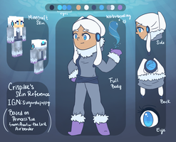 Reference Sheet by crispilee