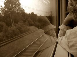 By Train by Photopathica