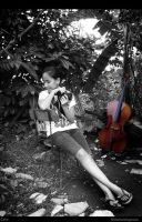 Cello by glamofficial