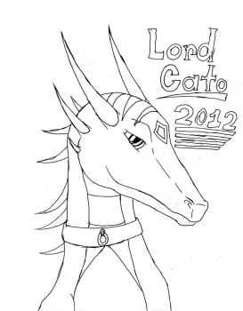 Lord Cato ID 2012 by DragonInLife