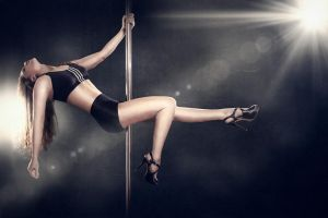 Pole Dance by Art-Kombinat