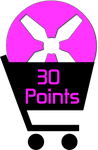 30 Points by TheRedCrown